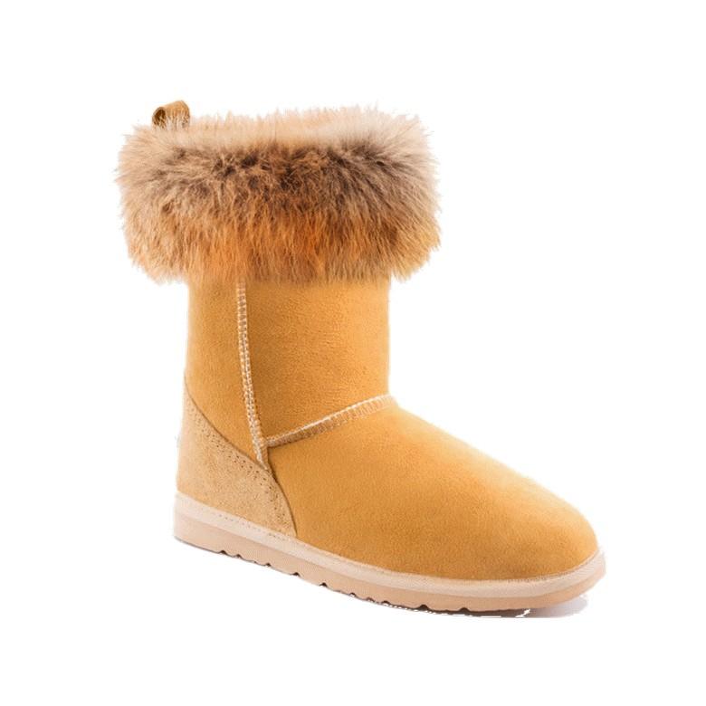 5a95aa830fc Tidal 3/4 Fox Ugg Boots